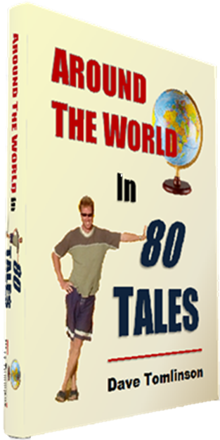Around the World in 80 Tales book