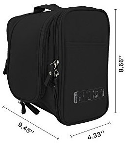 2d0c1c6e100 Review of the Kipozi Hanging Toiletry Bag