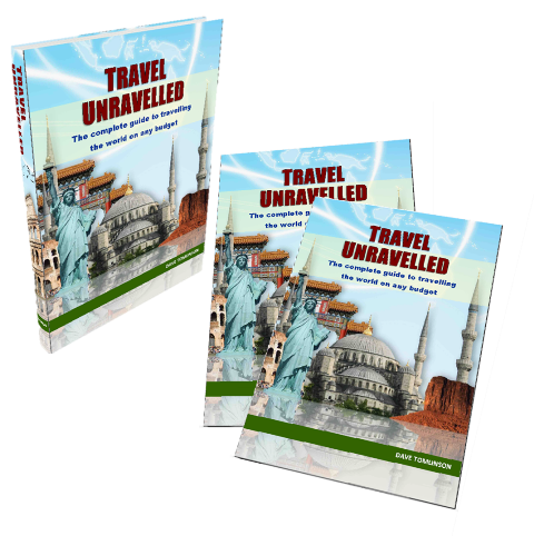Travel Unravelled book